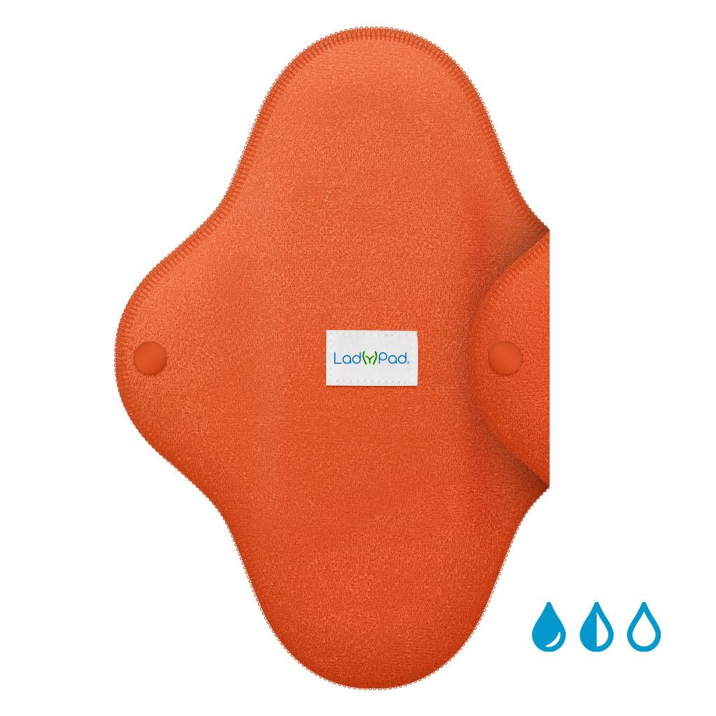 LadyPad Slipeinlage Tangerine