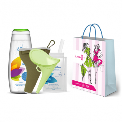 Gift Set with LadyGel