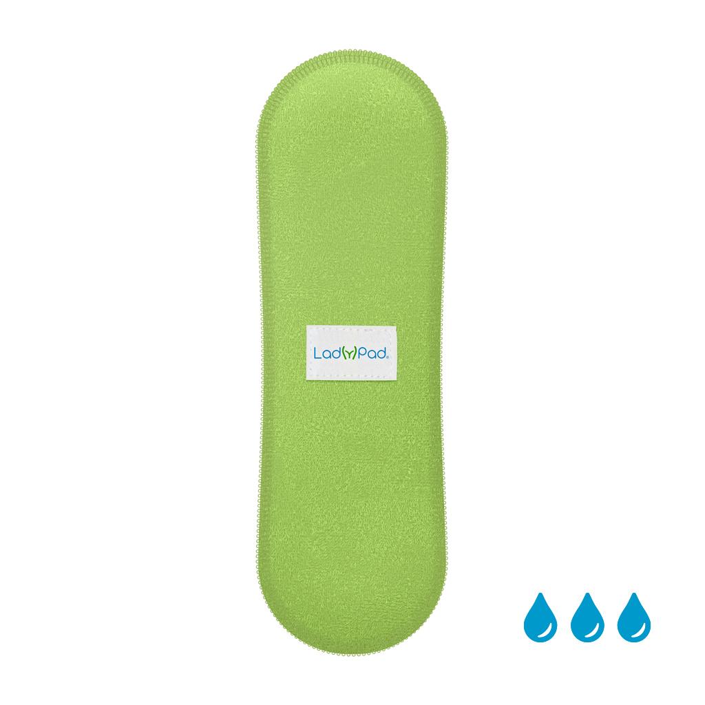 LadyPad Liner Insert Mint Green