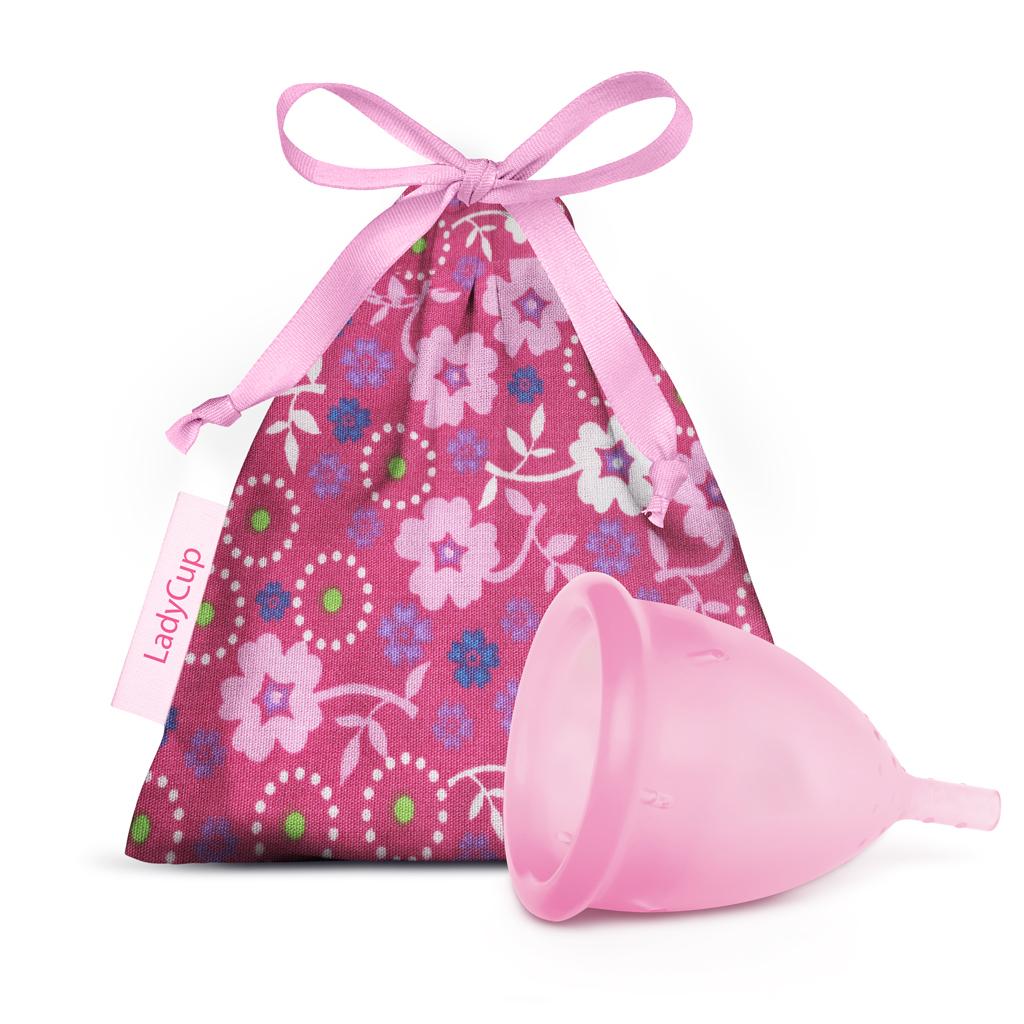 LadyCup Menstrual Cup Little Briar Rose