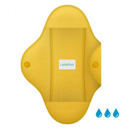ladypad pads and liners slunecnice