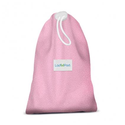 sacek na ladypad ruzovy