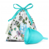 LadyCup Menstrual Cup Moonstone Blue