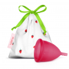 LadyCup Menstrual Cup Sweet Strawberry