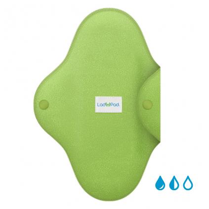 LadyPad Slipová vložka Mätová zelená