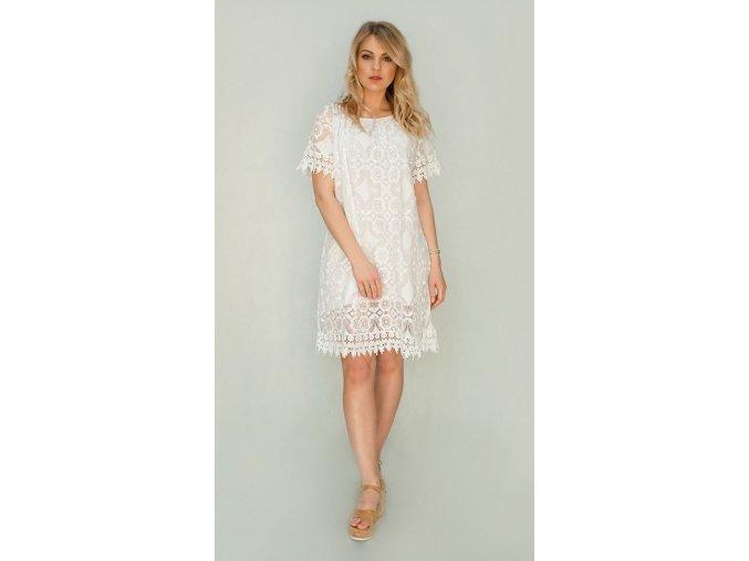 Ľahké letné šaty