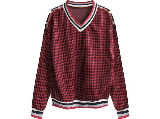Bavlnený sveter UNI