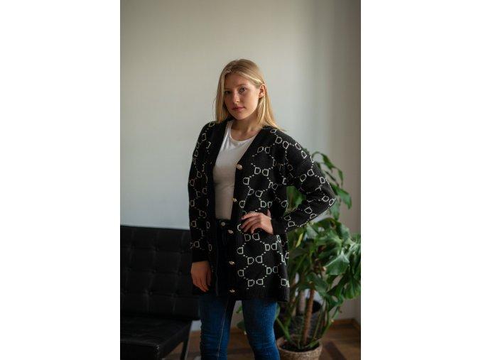 Elegantný sveter UNI