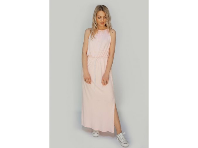 Dlhé ľahké šaty