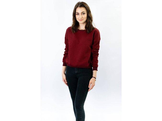 Kvetovaný sveter