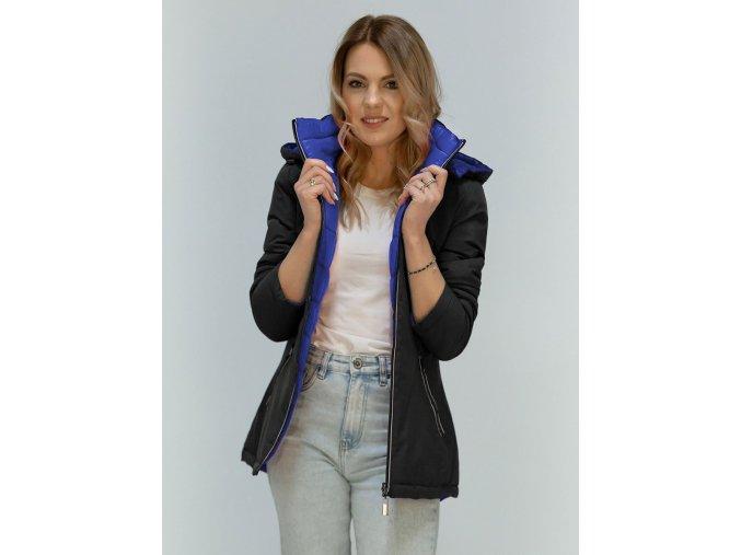 Obojstranná krátka bunda