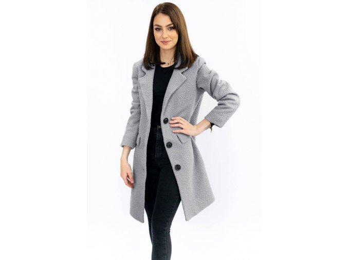 Vlnený kabátik