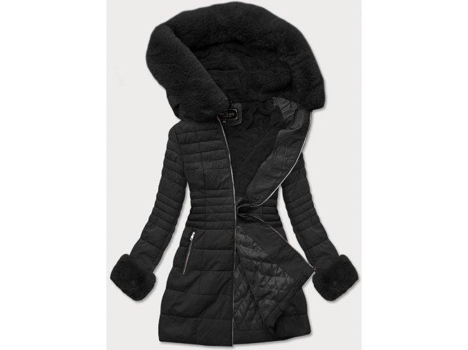 Dlhá prešívaná zimná bunda(BIG)