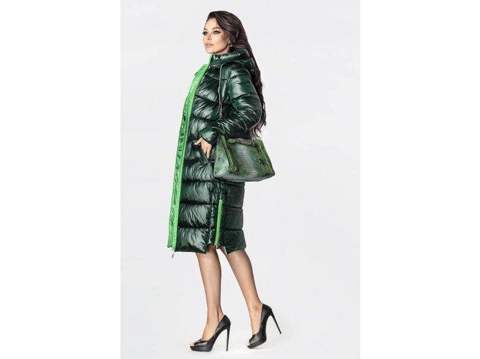 Exkluzívna prešívaná zimná bunda
