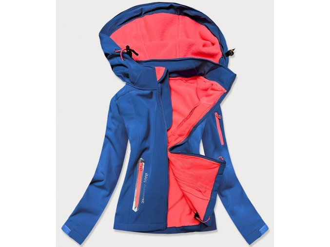 Športová softshell bunda