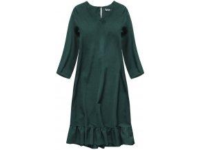 Dlhé voľné šaty