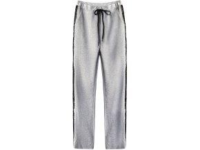 Bavlnené teplákové nohavice
