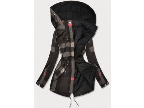 Obojstranná prechodná bunda Amanda (BIG)
