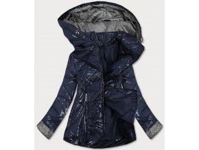 Luxusná lesklá bunda (BIG)