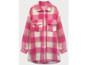 Dlhý košeľový kabát (UNI)