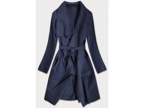 Minimalistický dámsky kabát Oversize