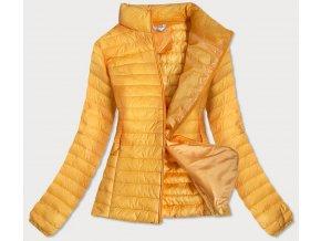 Prešívaná dámska bunda