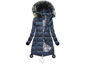 Zimná bunda s brmbolcami (BIG)