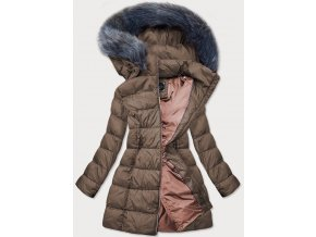 Prešívaná zimná bunda
