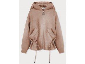 Krátka bunda a´la Alpaka