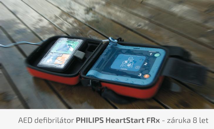 FRx defibrilátor