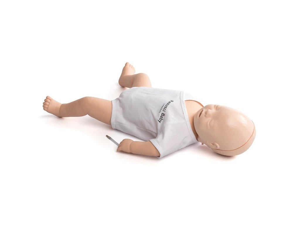 160 01250 Little Resusci Baby First Aid Full Body Suitcase 2