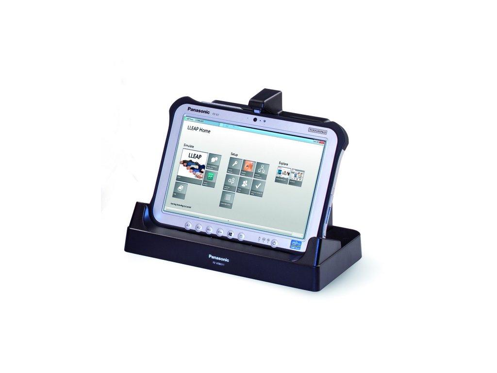 Ovládací počítač – Odolný Tablet