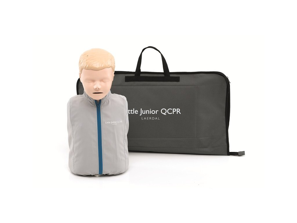 128 01050 Little Junior QCPR
