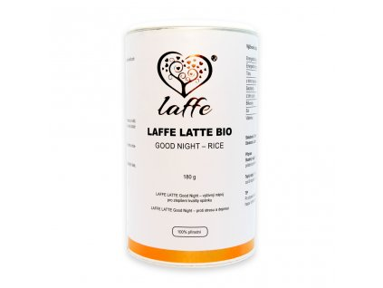 Laffe latte bio good night rice