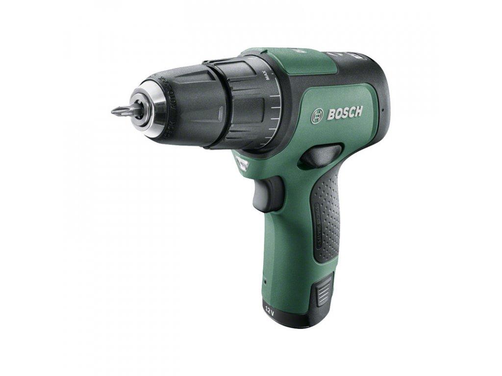 Bosch EasyImpact 12 bezuhlíkový aku skrutkovač