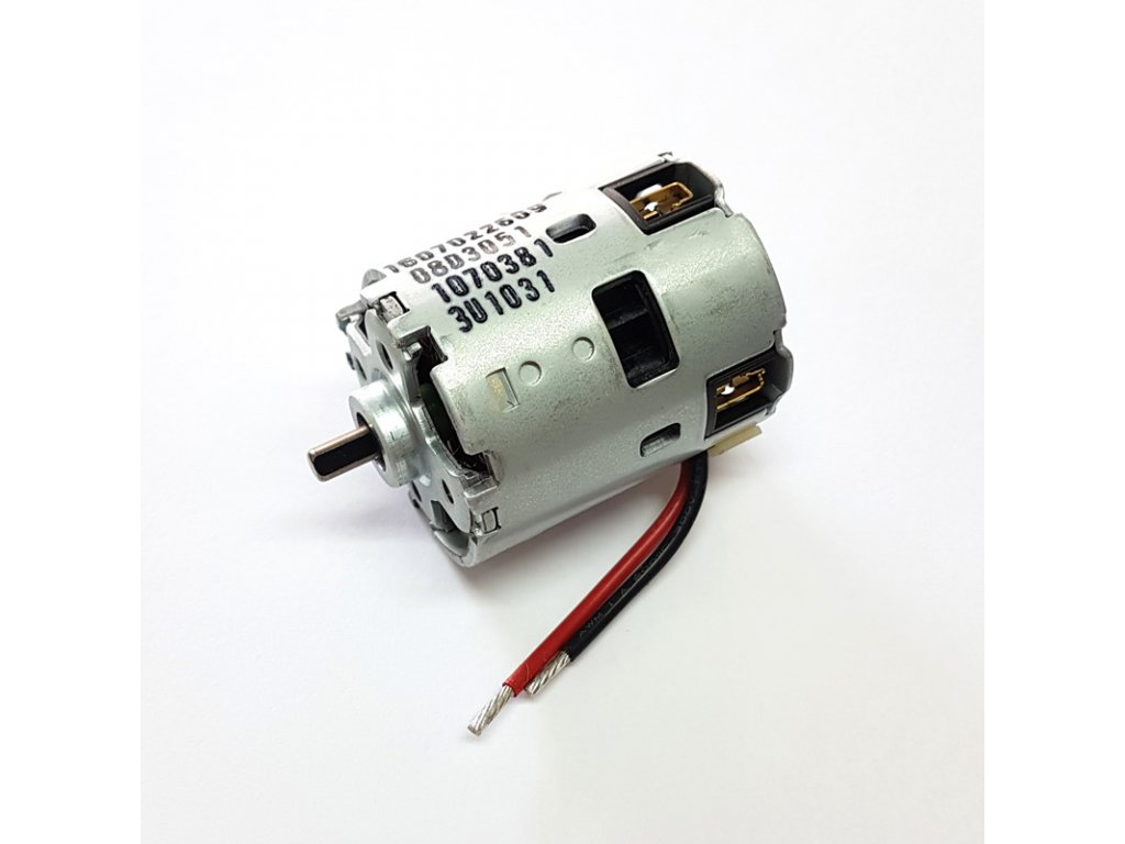 Motorček Bosch 18V GSR, GSB, DDH 1607022609