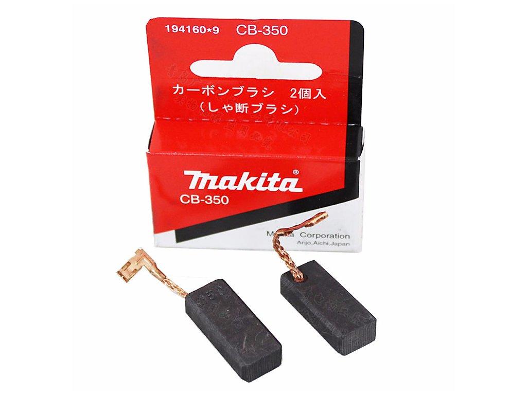 Uhlíky Makita CB350 194160-9