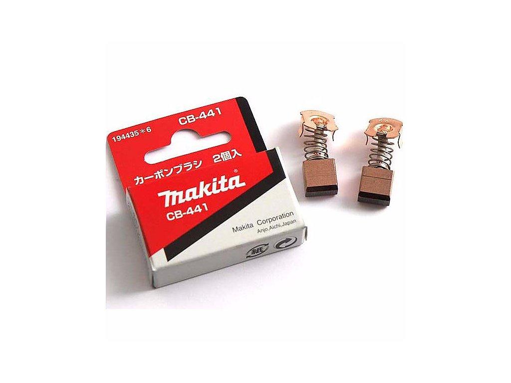 Uhlíky Makita CB-441 194435-6