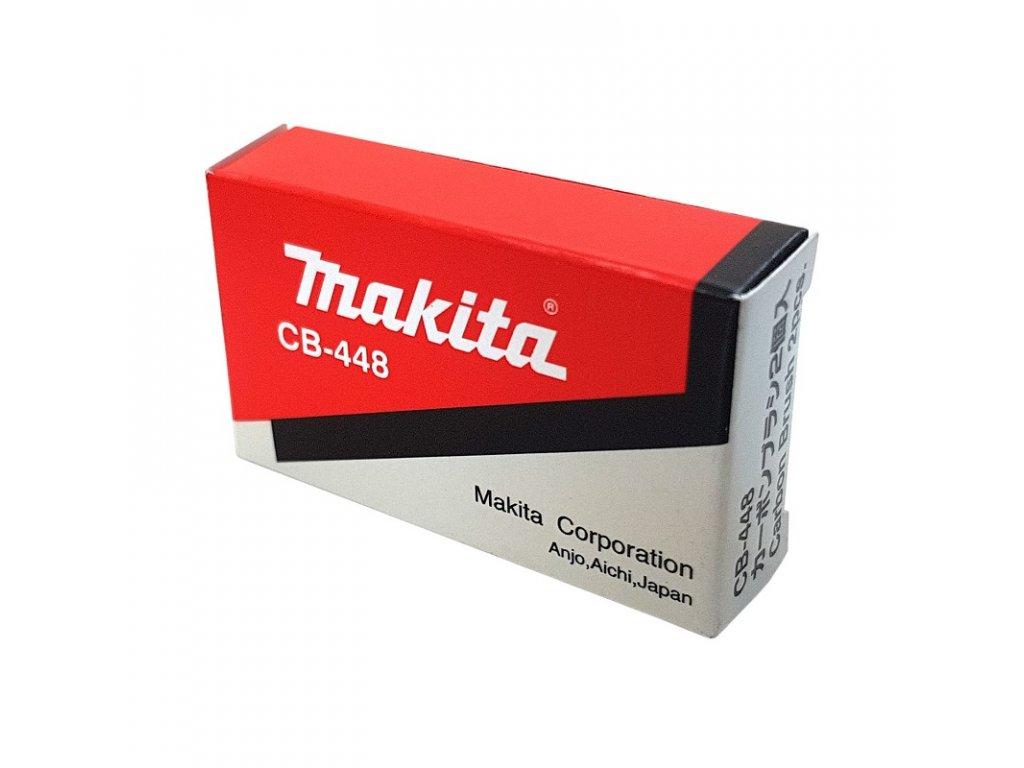 Uhlíky Makita CB-448 196854-2