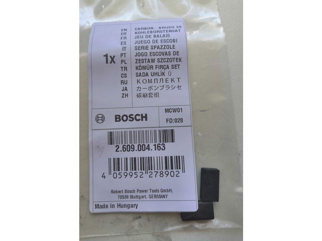 uhliky bosch 2609004163