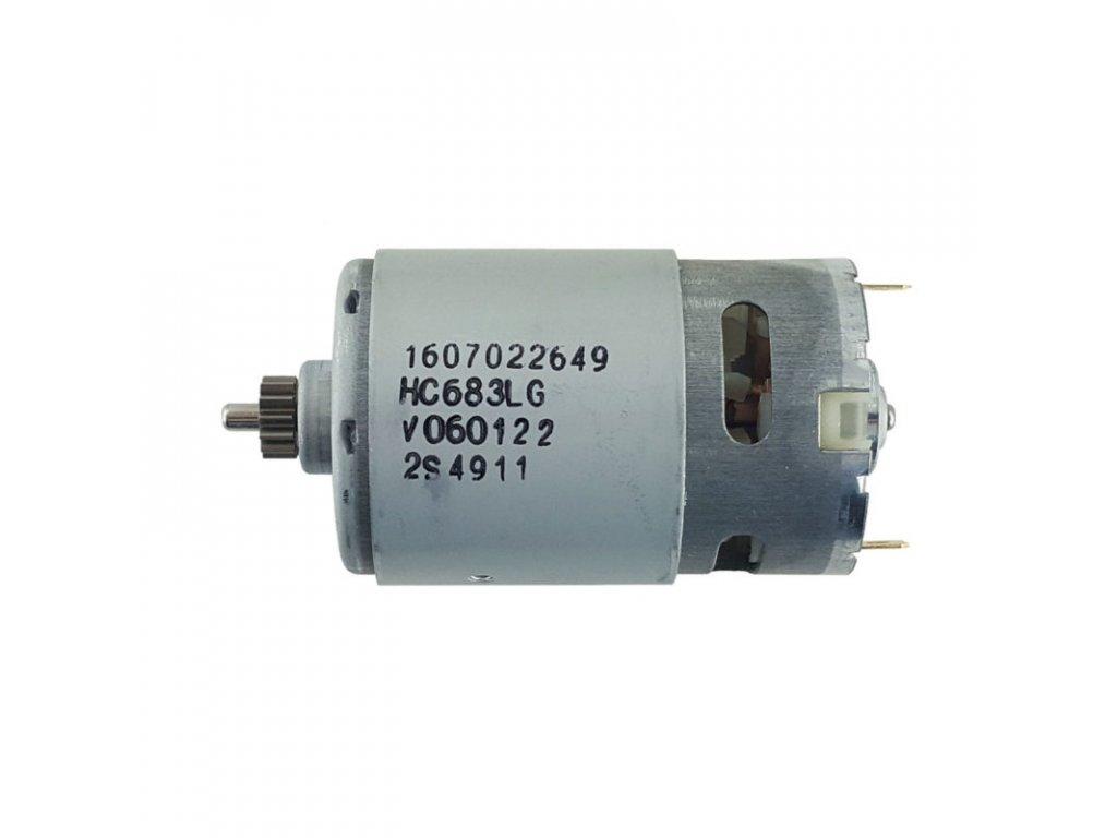 Motorček Bosch 14.4V pre GSR 14.4-2 LI