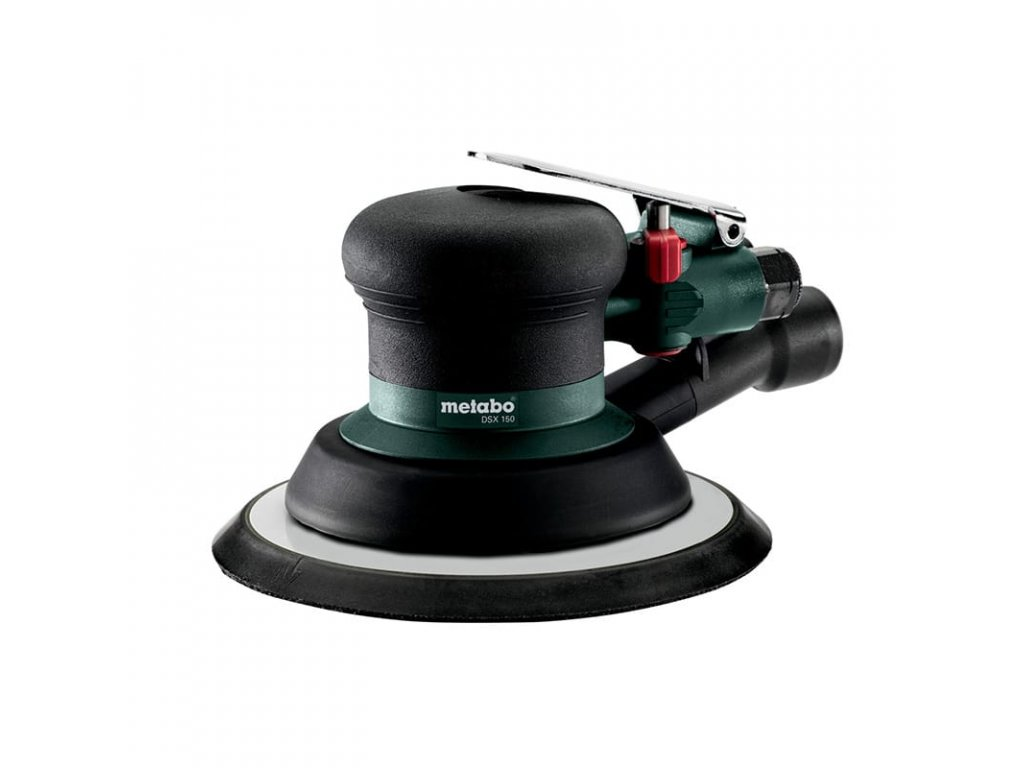 Vzduchová excentrická brúska Metabo DSX 150
