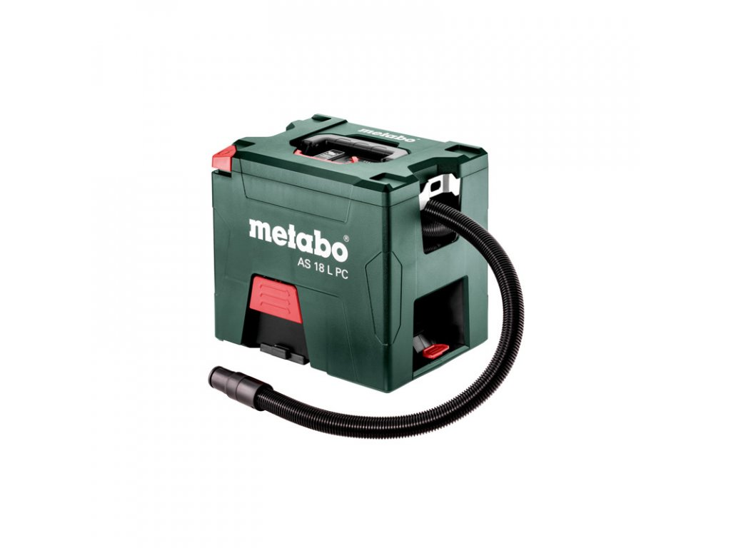 Akumulátorový vysávač Metabo AS 18 L PC bez aku