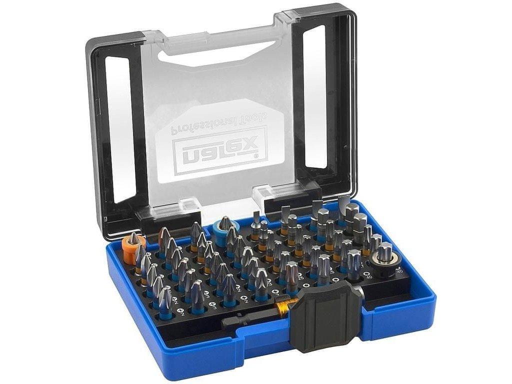 Sada bitov Narex 61-Tool Box
