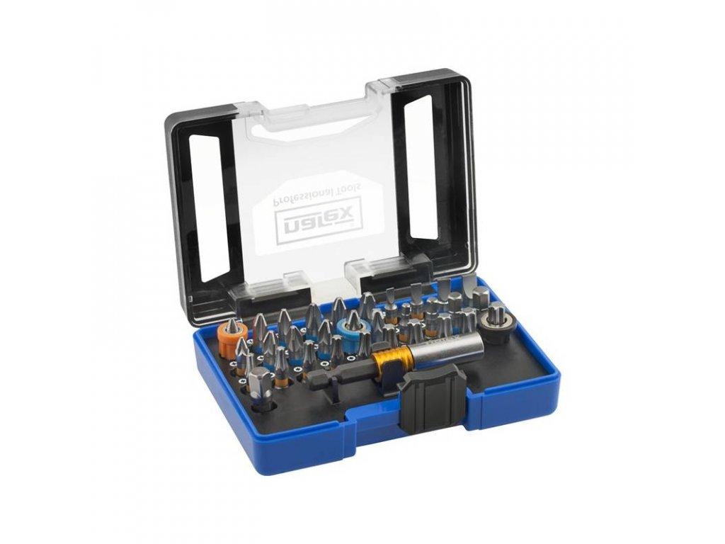 35 dielna sada skrutkovacích bitov Narex 35-Bit Box SUPER LOCK