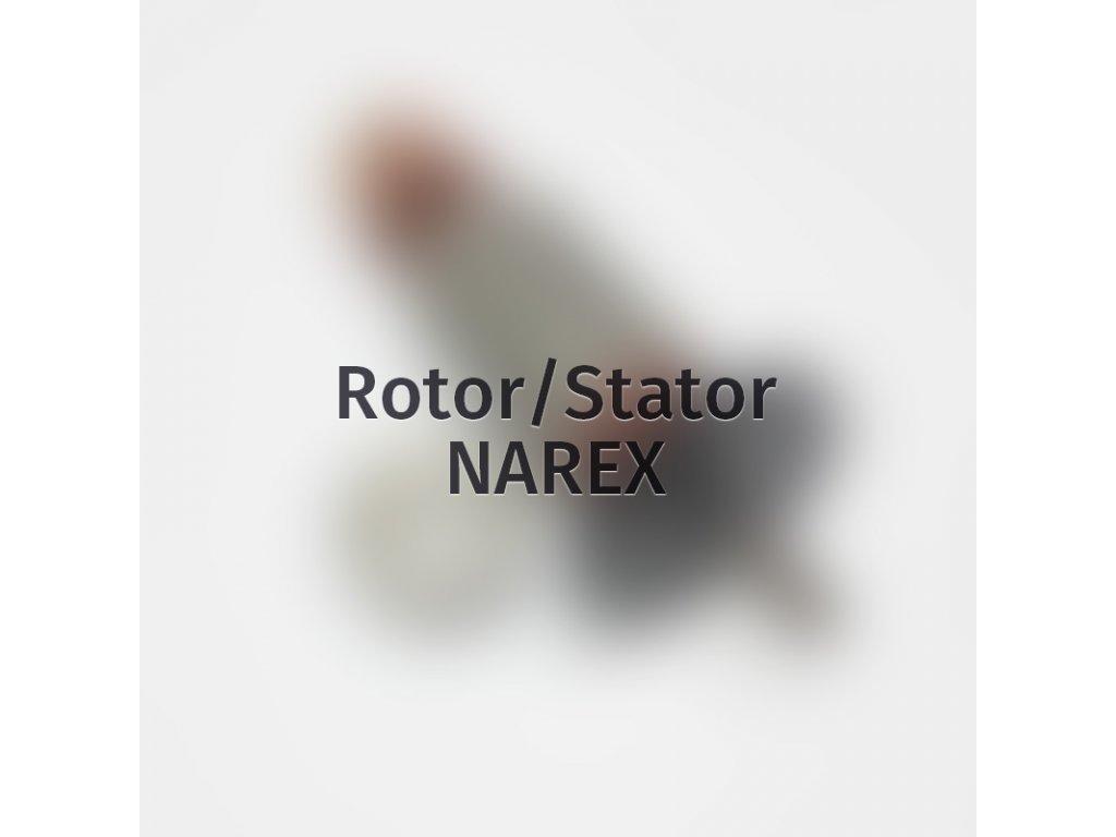 Rotor vyvážený Narex MP 130