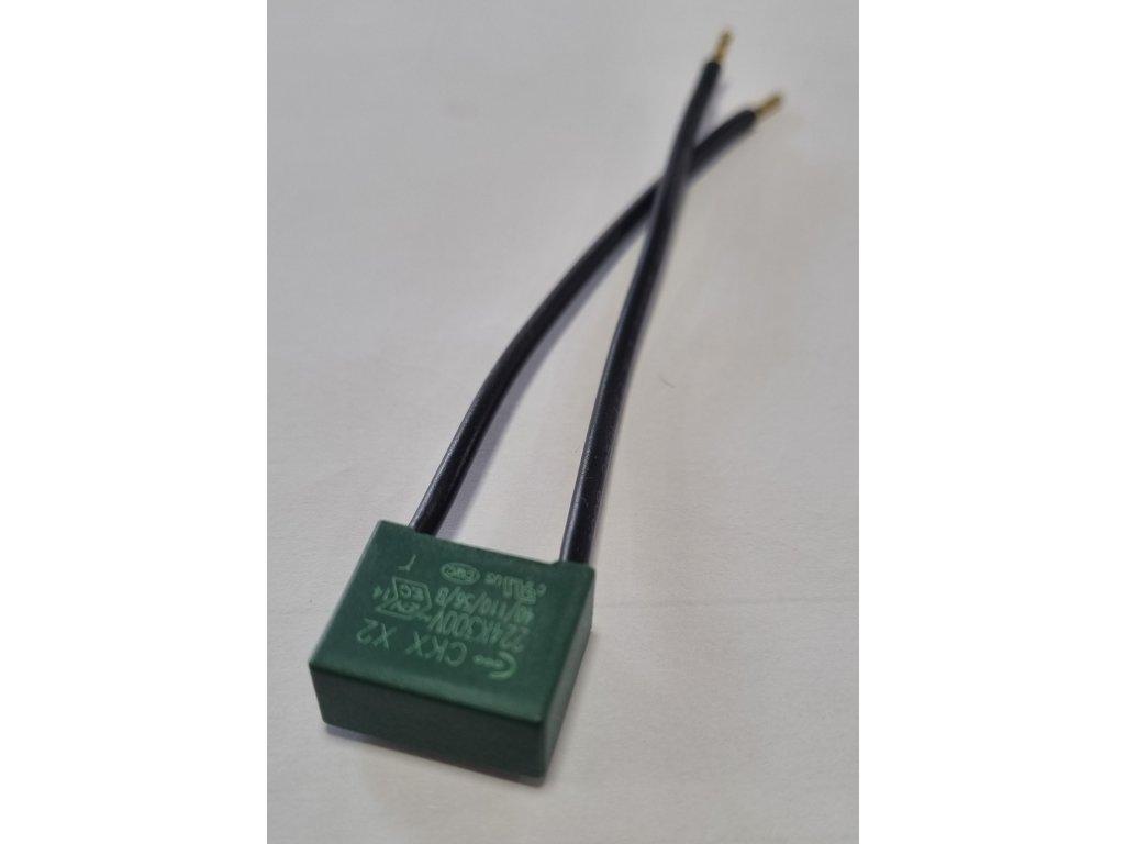 Kondenzátor Narex TSK25, 250nF