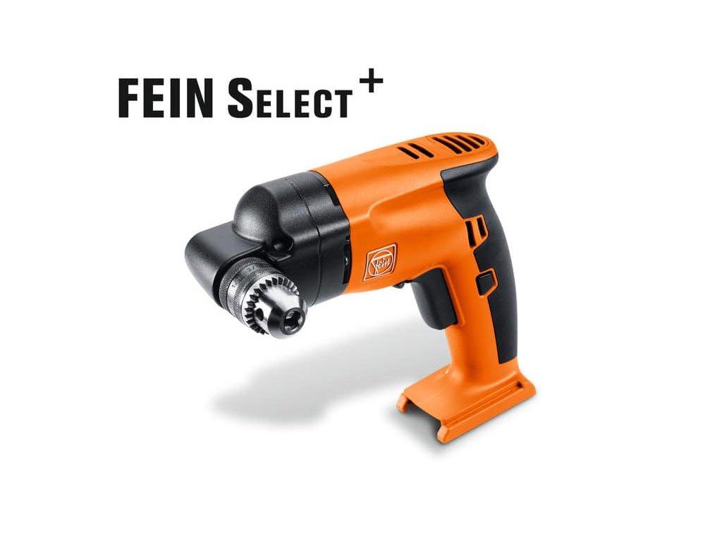 Uhlová vŕtačka do 10mm Fein AWBP 10 Select