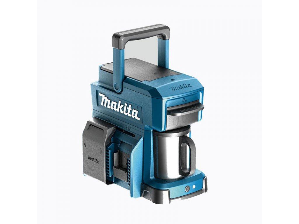 Akumulátorový kávovar MAKITA DCM501Z
