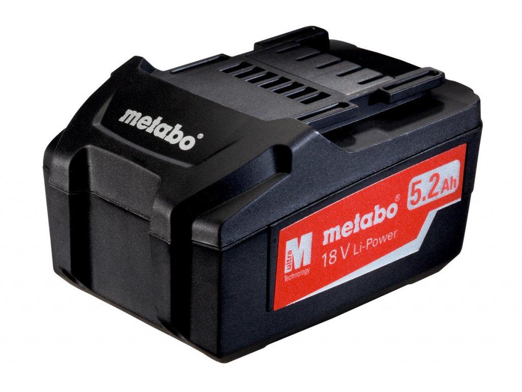 Akumulátorový článok Metabo 18V LI POWER